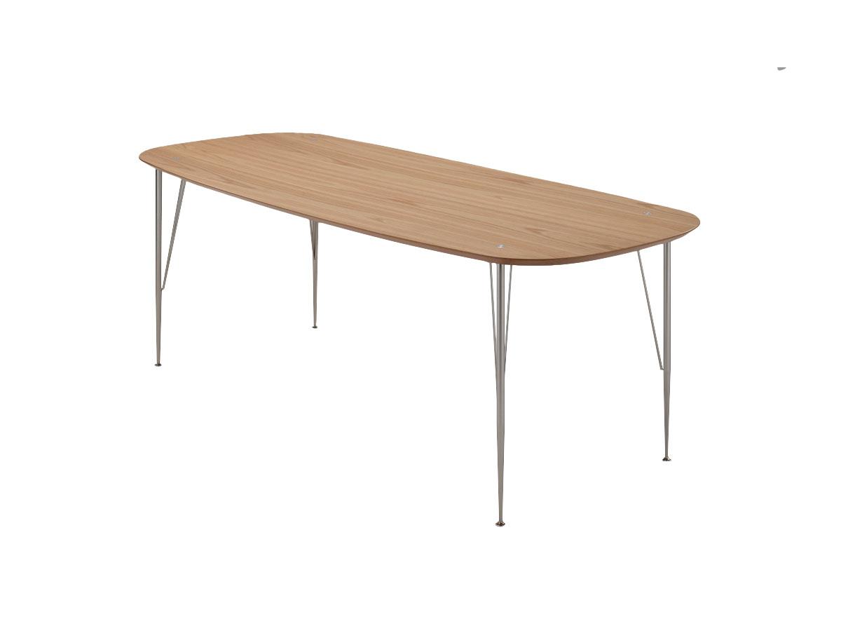 6ixty2 Small Table 180cm Oak 6ixty Design