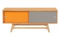 6ixtyTV 120 Grey&orange