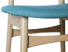 6ixty Chair detail blue