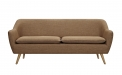 6ixty Luxe Sofa Tobacco2