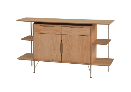 6ixty2-SIDEBOARD oak