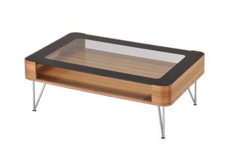 Zine coffee table