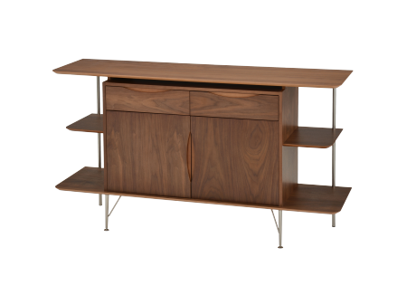 6ixty2-SIDEBOARD walnut