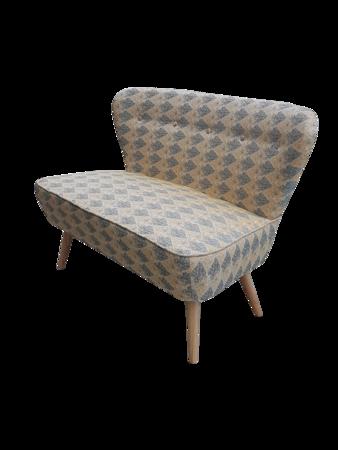 Atom sofa - two seat